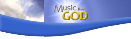 Music From God Logo